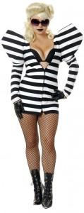 Lady Gaga Prison Costume