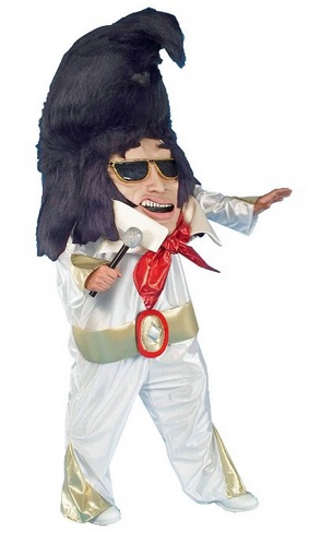 Oversized King Of Rock-N-Roll Costume