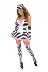 Sexy Prison Costume