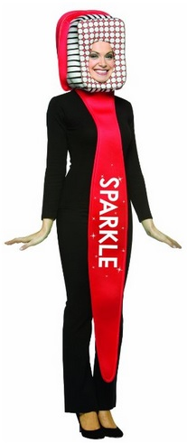 toothbrush costume for adults