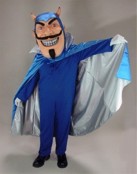 beelzebub costume