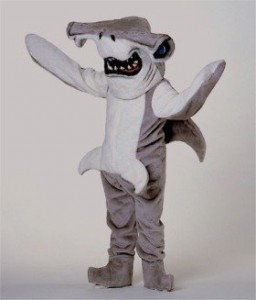 hammerhead costume
