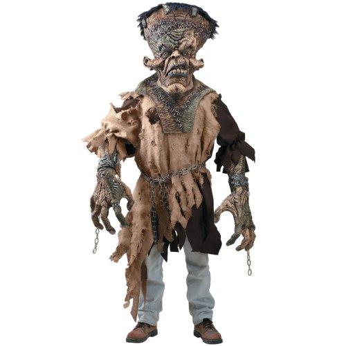 creepy monster costume