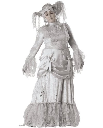 ghost lady costume