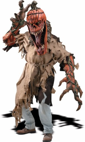 evil pumpkin creature costume
