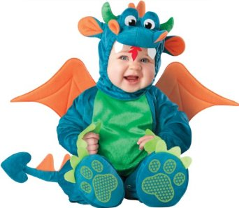 dragon costume for babies