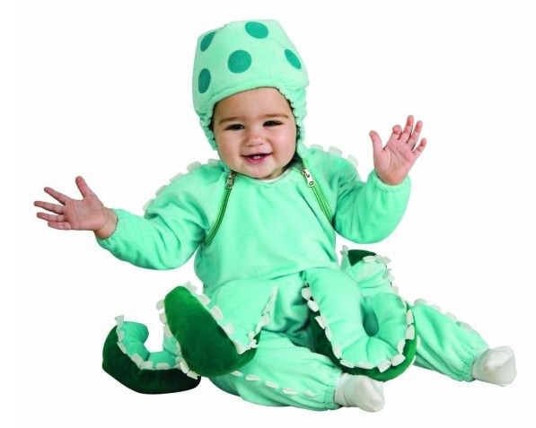 Octopus Costume for Babies