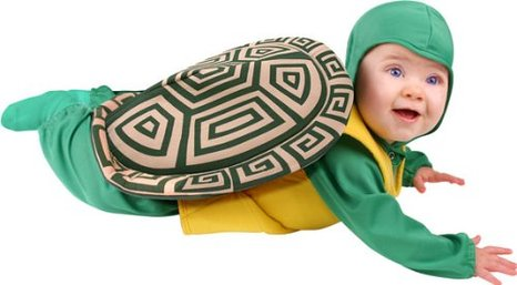 cute baby turtle costume