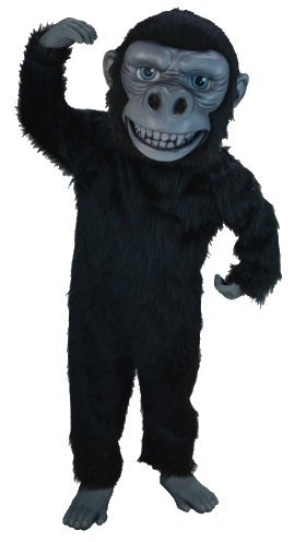 black gorilla costume
