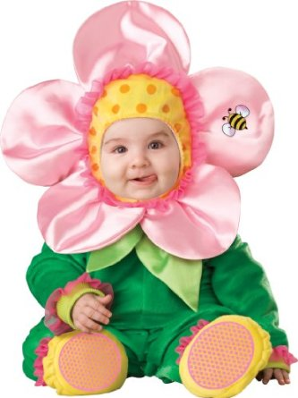 flower costume for babies