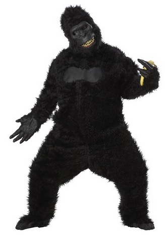 full body ape suit