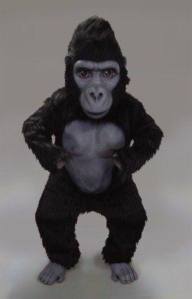 gorilla costume