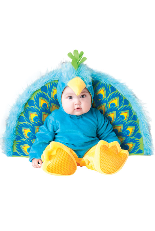 peacock costume for babies
