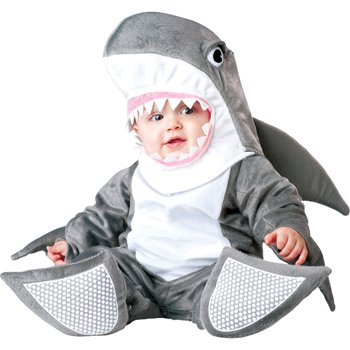 cute shark costume