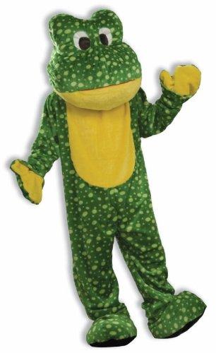 plush frog suit