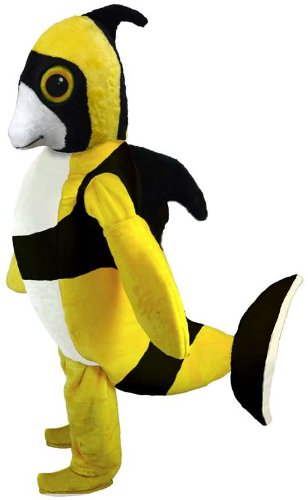 angel fish adult costume