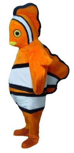 Fun clown fish costume