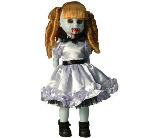 creepy bloody dolls