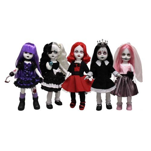 Living Dead Dolls Series 28 - Set of 5