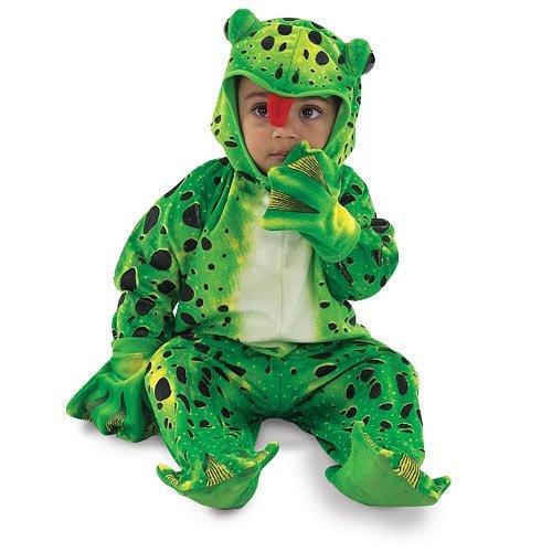 frog infant costume