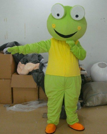 funny frog costume