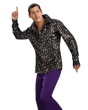 coolest disco shirt for men
