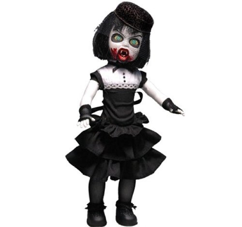 scary bloody dolls