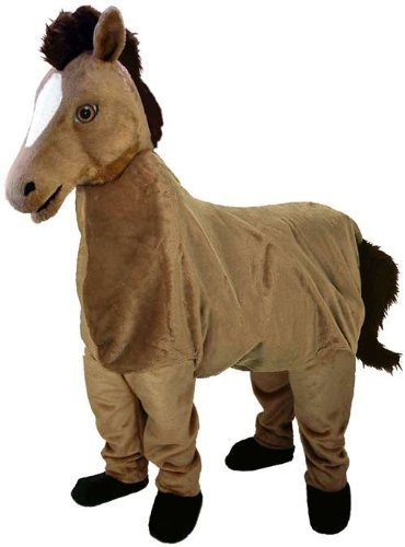 2-Person Horse Lightweight Mascot Costume