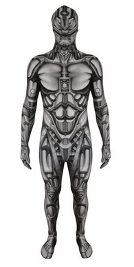 The Android Skinsuit for Adults
