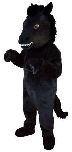 Stallion Lightweight Mascot Costume