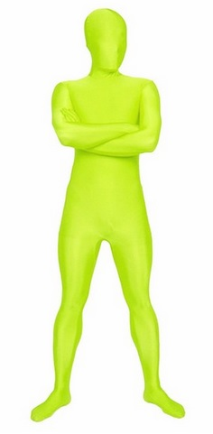 Men's Full Body Spandex Lycra Suit