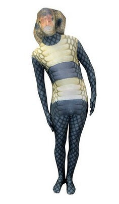 Premium King Cobra Morphsuit