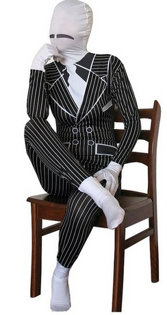 Gangster Lycra Suit for Men