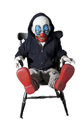 evil clown prop for halloween