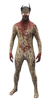Werewolf Morphsuit