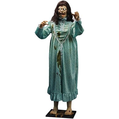 the exorcist life size regan figure