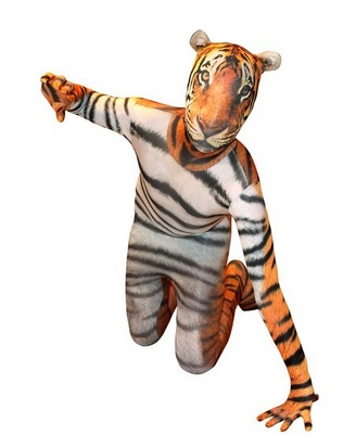 tiger Morphsuit