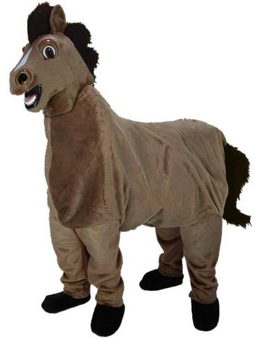 2-Person Horse Mascot Costume