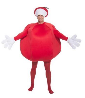 Hilarious Apple Costume