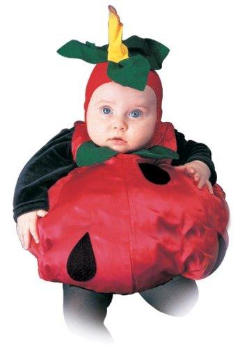 Baby Strawberry Fruit Costume