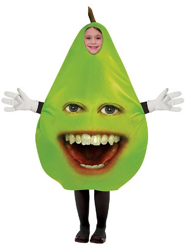 Child's Annoying Orange - Pear Costume