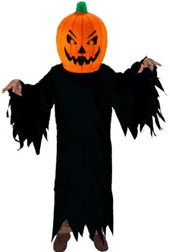 Jack-O-Lantern Lightweight Mascot Costume