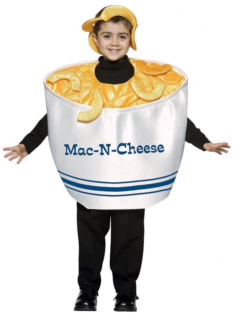 Mac and Cheese Childrens Costume, 4-6