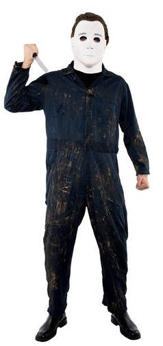 Michael Myers Deluxe Costume