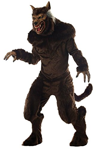 Scary Werewolf Costume for Men
