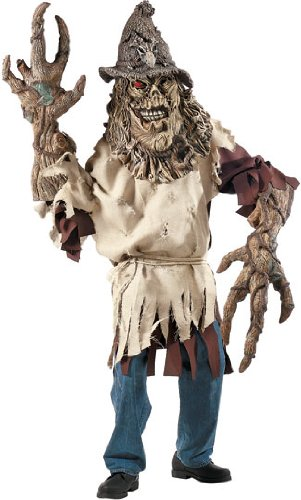 Scarecrow Creature Bizarre Costume