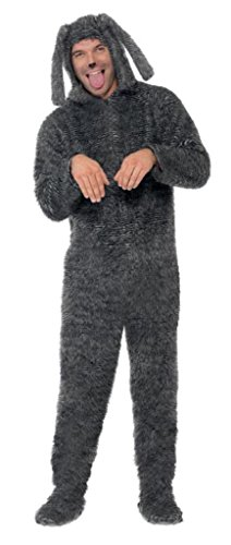 Affordable Men's Fluffy Dog Costume for Sale