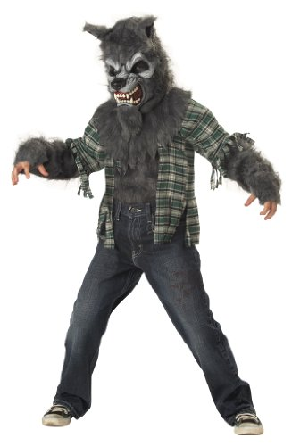 Cool Werewolf Costume for Boys
