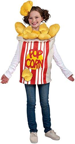 Cool Popcorn Costume for Kids