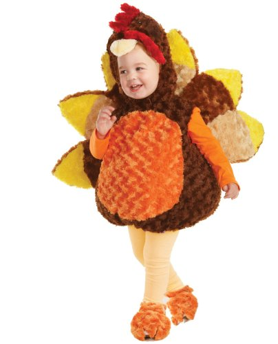 Cute Turkey Costume for Toddlers